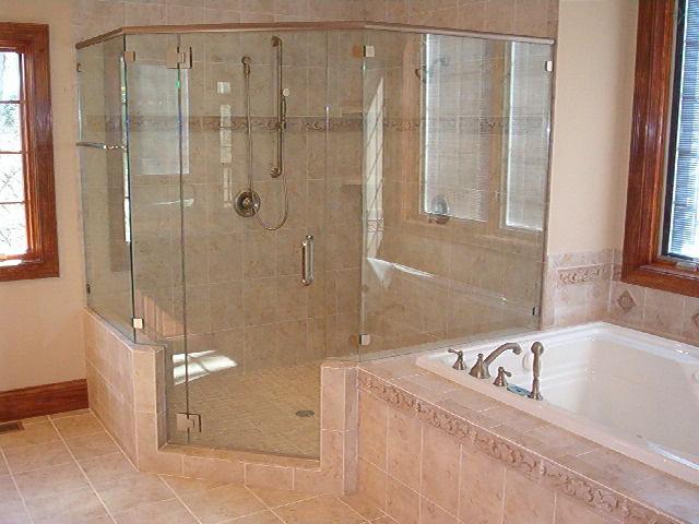 Custom Glass Shower Doors | Glass Tub Enclosures | Bathtub Surround