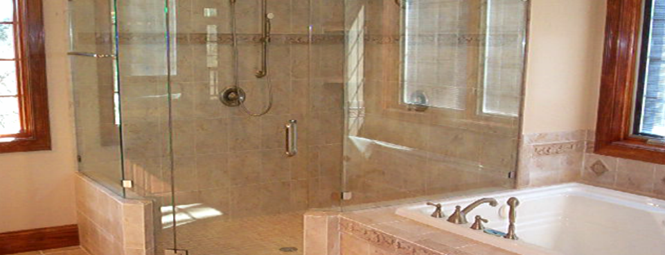 Shower Doors & Glass Tub Enclosures